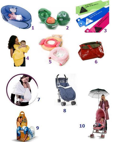Maman shopping
