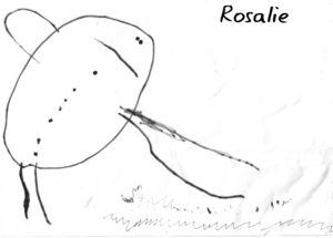 Monstre rosalie copier