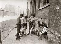Gang kids