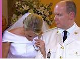 Une mariée gaie